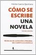 Cover of Cómo se escribe una novela