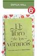 Cover of El libro de los veranos