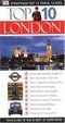 Cover of Eyewitness Top 10 Travel Guide to London