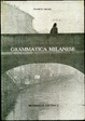 Cover of Grammatica Milanese