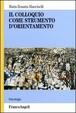 Cover of Il colloquio come strumento d'orientamento