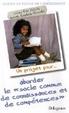 Cover of Un projet pour... aborder le