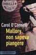 Cover of Mallory non sapeva piangere