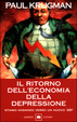Cover of Il ritorno dell'economia della depressione