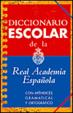 Cover of Diccionario escolar de la Real Academia Española