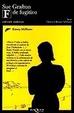 Cover of F de fugitivo