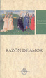 Cover of Razón de amor