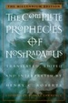 Cover of The complete prophecies of Nostradamus