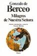 Cover of Milagros de Nuestra Señora