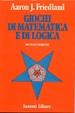 Cover of Giochi di matematica e di logica