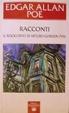 Cover of Racconti - Il resoconto di Arturo Gordon Pym - I racconti del grottesco e dell'arabesco