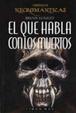 Cover of El que habla con los muertos