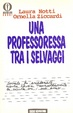 Cover of Una professoressa tra i selvaggi