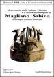 Cover of Il territorio della Sabina Tiberina e il museo archeologico di Magliano Sabina