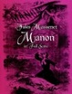 Cover of Manon in Full Score