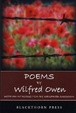 Cover of Poems by Wilfred Owen