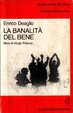 Cover of La banalità del bene