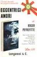 Cover of Eccentrici amori