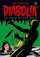 Cover of Diabolik le origini del mito n. 4