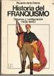 Cover of Historia del franquismo
