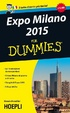 Cover of Expo Milano 2015 for Dummies