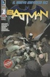 Cover of Batman #1