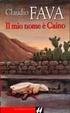 Cover of Il mio nome è Caino