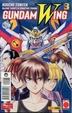 Cover of Gundam Wing vol. 3