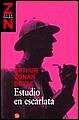Cover of Estudio en escarlata