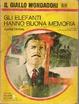 Cover of Gli elefanti hanno buona memoria