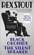 Cover of Black orchids