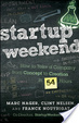 Cover of Startup Weekend