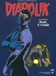 Cover of Gli Eroi del Fumetto di Panorama: Diabolik n. 8