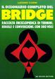 Cover of Il dizionario completo del bridge