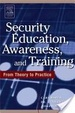 Cover of Security Education, Awareness and Training