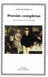 Cover of Poesías completas