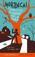 Cover of Mortdecai e qualcosa di orribile nella legnaia