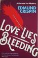 Cover of Love Lies Bleeding
