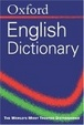 Cover of Oxford English Minidictionary