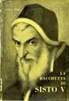 Cover of La bacchetta di Sisto V