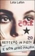 Cover of Restero' in piedi e non avro' paura