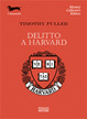 Cover of Delitto a Harvard