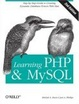 Cover of Learning PHP and MySQL