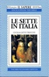 Cover of Le sette in Italia