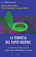 Cover of La tendresa del paper higiènic
