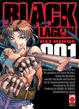 Cover of Black Lagoon 001