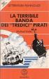 Cover of La terribile banda dei