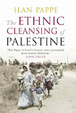 Cover of The Ethnic Cleansing of Palestine