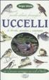Cover of Piccolo atlante fotografico. Uccelli di boschi, giardini...