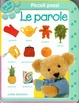 Cover of Piccoli passi - Le parole